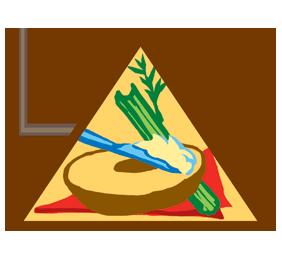 Brownie snacks badge recipes