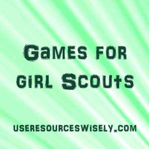 Games for Girl Scouts