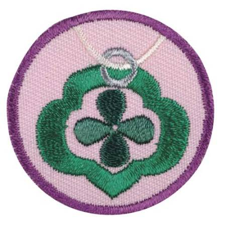 Girl Scout Junior Jewelry badge