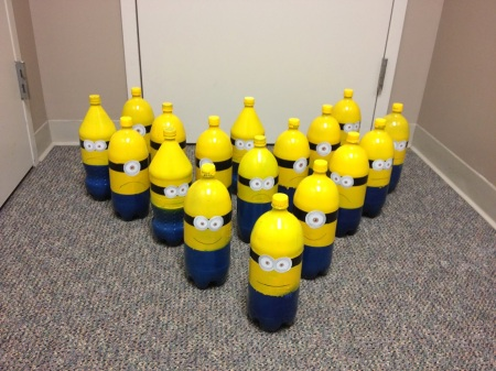 Minion party ideas for Girl Scouts