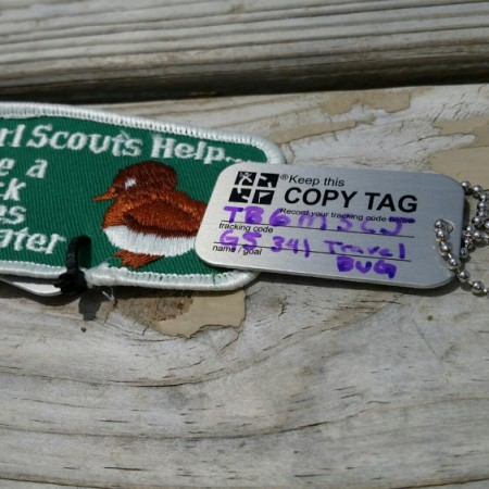 Getting started on geocaching: Tips for beginning your Junior Girl Scout Geocaching badge