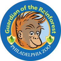 "Scout ""Guardian of the Rainforest"" patch program from the Philadelphia Zoo"