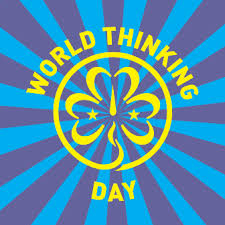Girl Scout World Thinking Day ideas