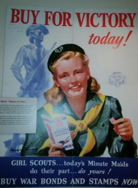 Girl Scouts in World War II | Girl Scout history