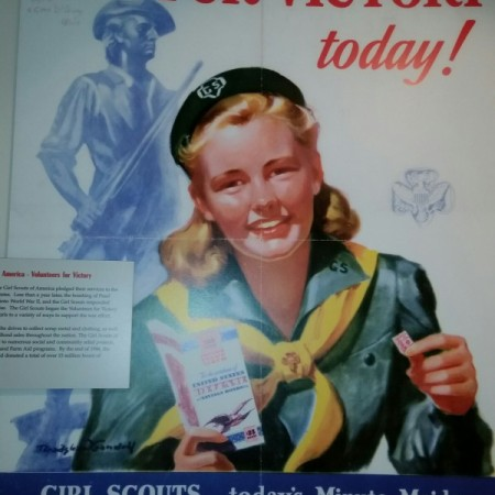 Girl Scouts in World War II | Girl Scout history