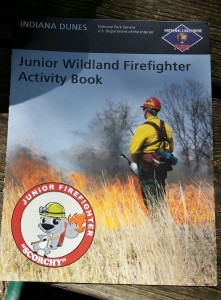 National Parks Junior Ranger Program: Junior Wildland Firefighter