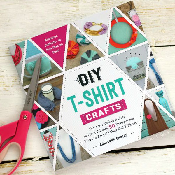 DIY T-Shirt Crafts - book review