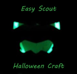easy scout halloween craft great for cub scouts daisies and brownie girl scouts