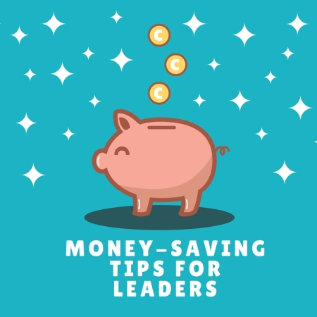 money saving tips for girl scout leaders