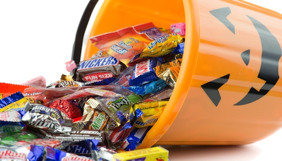 Science activities and crafts for leftover Halloween candy