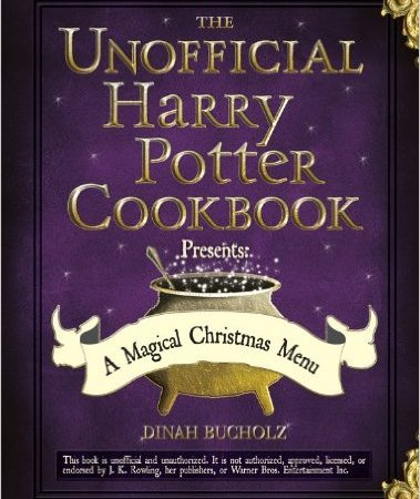 Harry Potter and Food: What better way for Girl Scouts to celebrate Christmas and earn their cooking legacy badge?