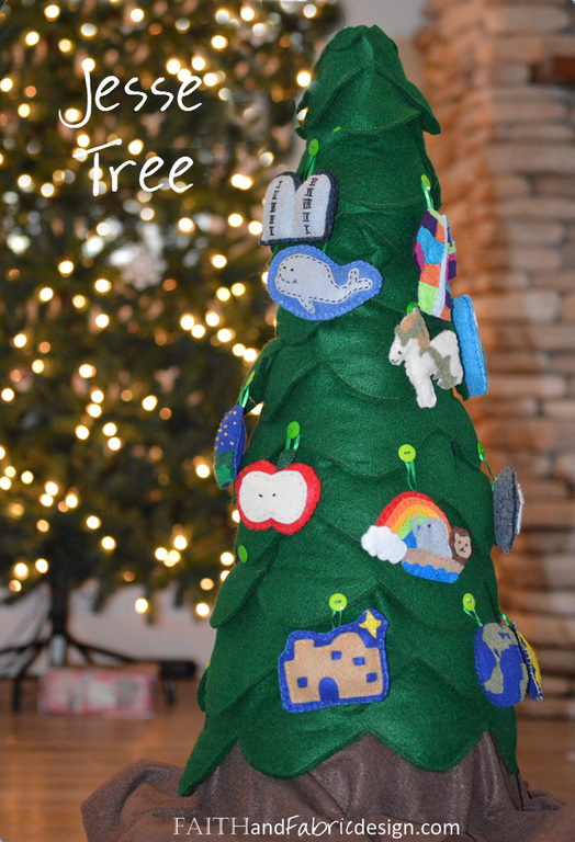 jesse tree ornament templates - faith in scouting introducing the jesse tree use
