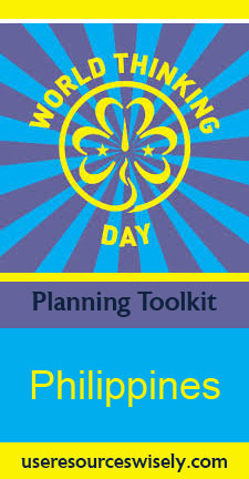 Ideas for Philippines | World Thinking Day | Girl Scouts