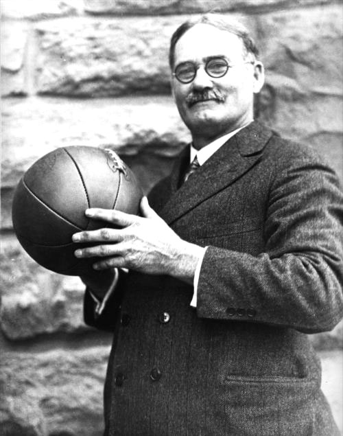 Basketball founder Dr. James Naismith