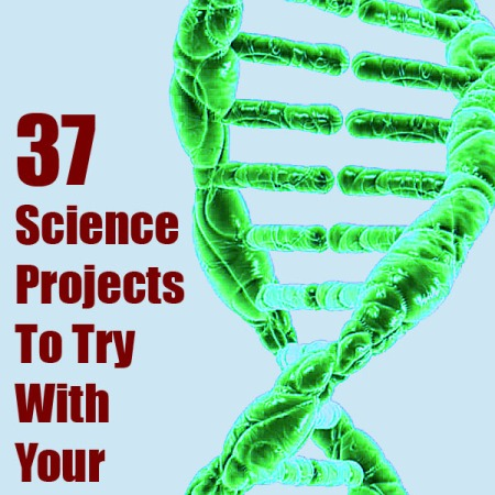 37 science projects to try with your girl scout troop #stem