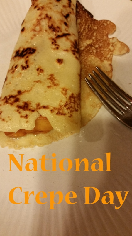 Crepe recipes | National Crepe Day | Kids Cooking
