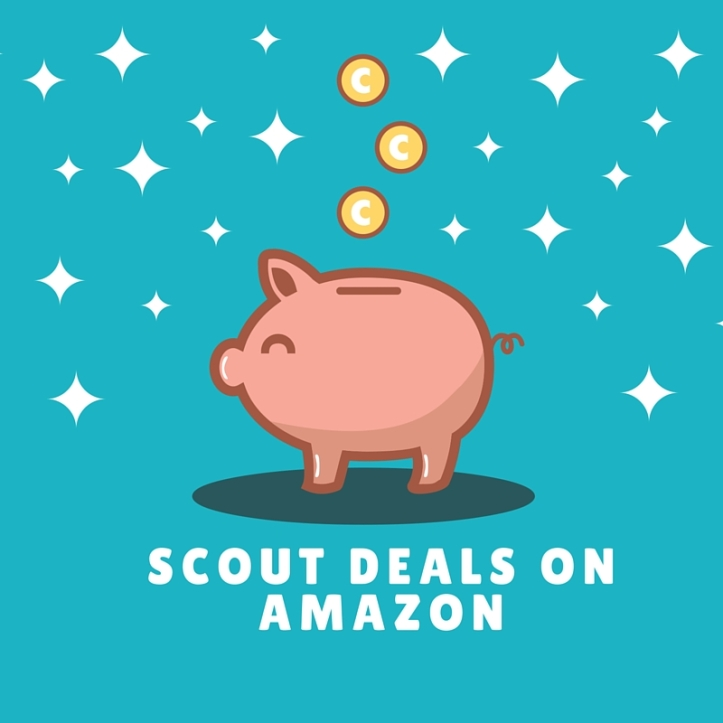 Scout deals on Amazon