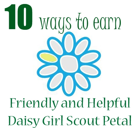 How to earn yellow friendly and helpful daisy petal