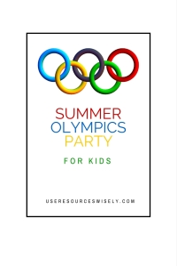 Summer Olympics Party Ideas for Kids | Games, Food and Fun
