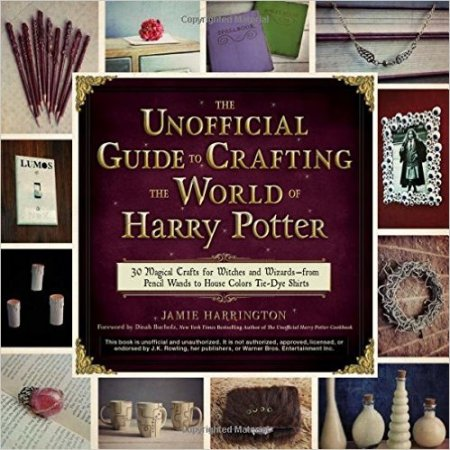 All new Harry Potter themed crafts, spa ideas, clothing and accessories that teens and preteen Muggles would love to make.
