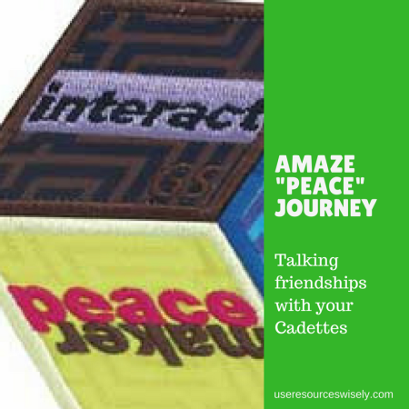 AMAZE journey: Our Cadettes talk friends, Facebook and more
