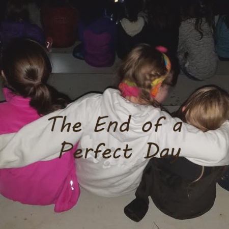 The End of a Perfect Day: A poem to close out a campfire ceremony