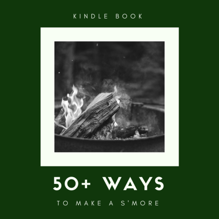 50 smores recipes in this free Kindle book download