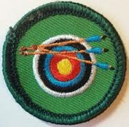 Archery badge michigan