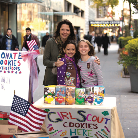 Cookie pro contest 2018 - Get on a box of Girl Scout cookies!