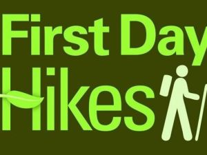 Start the New Year with a First Day Hike with your family or scout troop