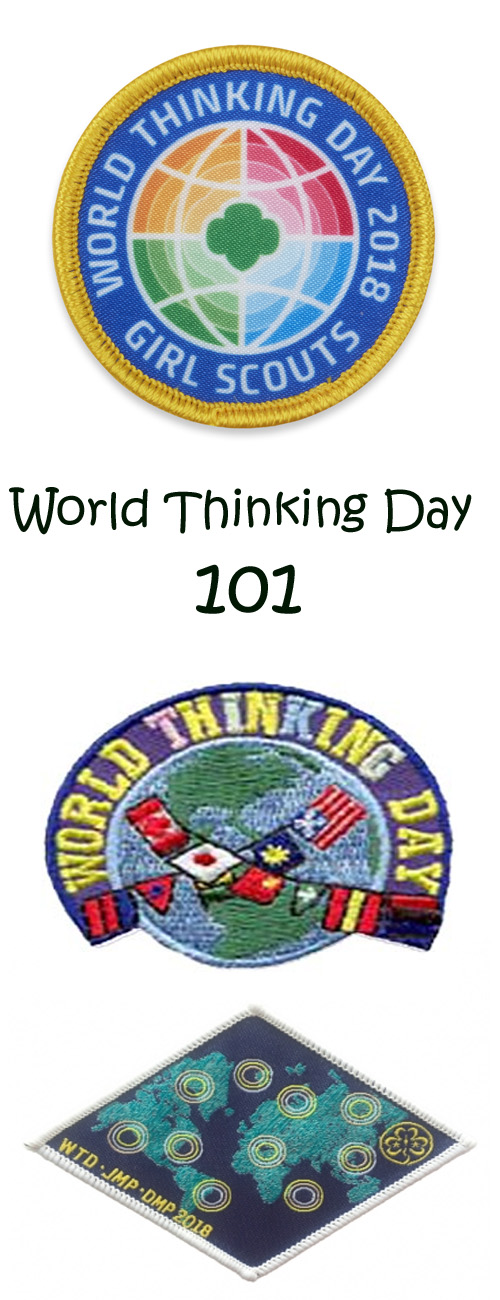 Help for World Thinking Day - Getting Started for New Girl Scout Leaders