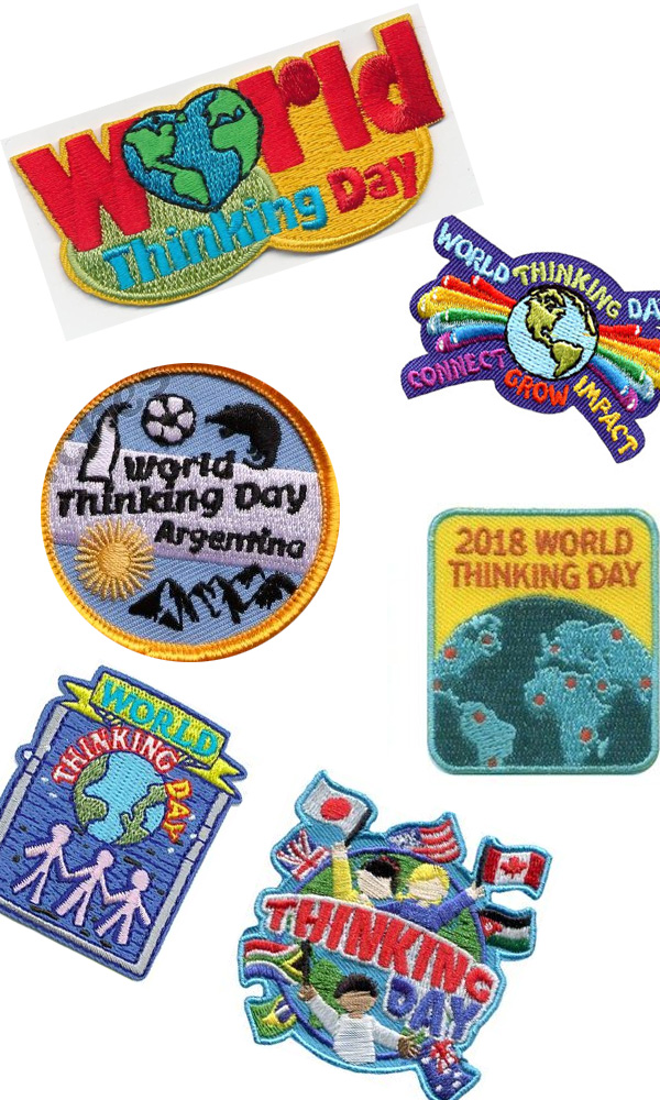 Making sense of World Thinking Day: Thinking Day tips and project ideas for Girl Scout Leaders